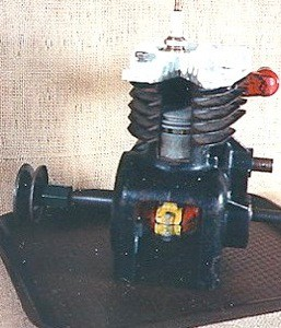 mower engine