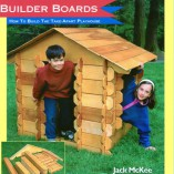 builder boards paper back book cover by jack mckee