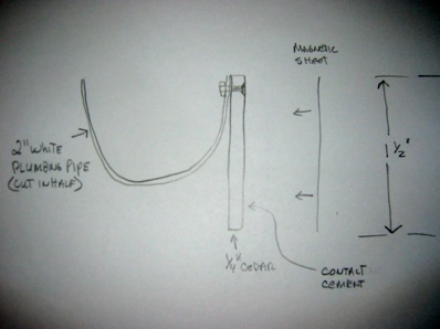 plans for marble roller project