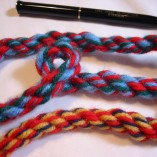 rope made by jack mckee's rope machine